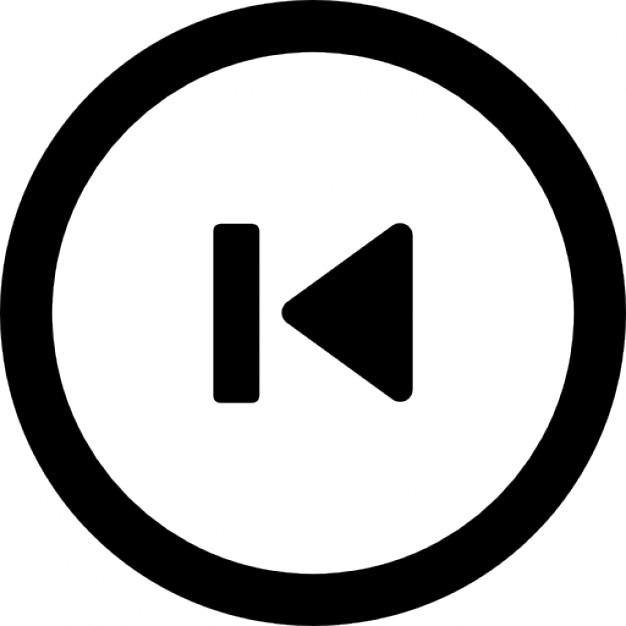 Button clipart rewind Rewind Download rewind button Icon