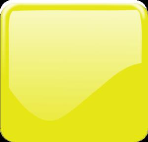 Button clipart yellow Glossy Art Art Yellow vector