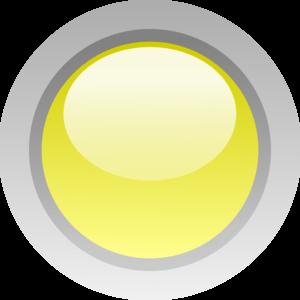 Button clipart yellow Clip vector Clip Button royalty