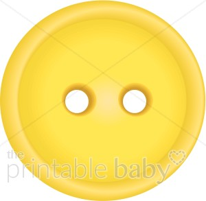 Button clipart yellow Button Embellishments Button Yellow and