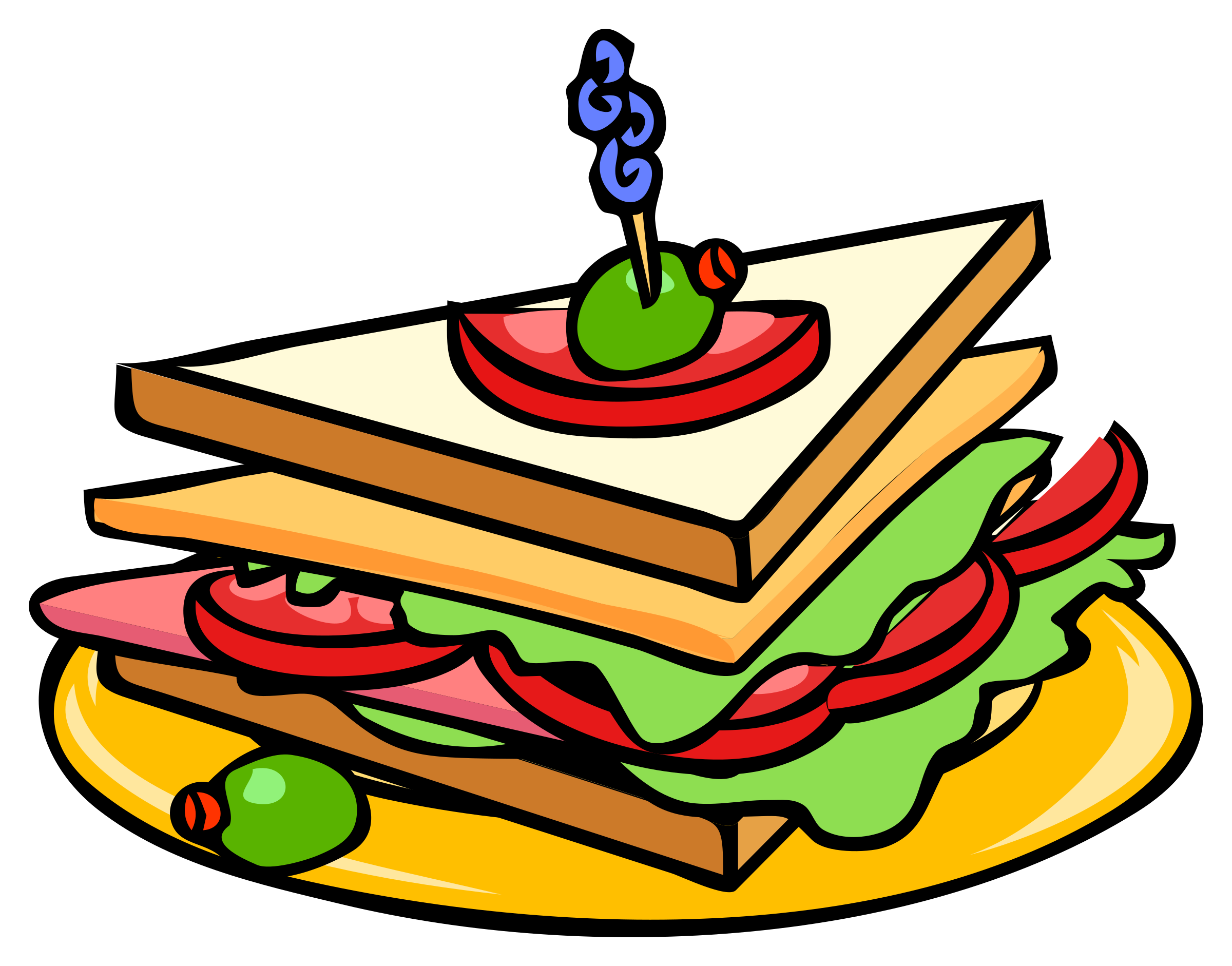 Club clipart sandwitch Free Sandwich Art Clipart sandwich%20clipart