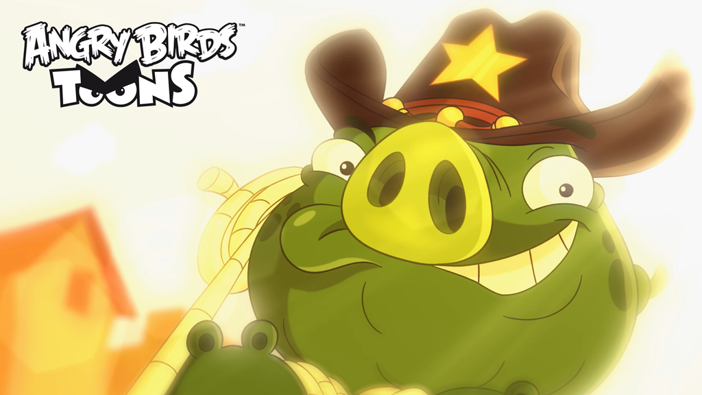 Cabbage clipart angry Fistful on Angry Birds Toons