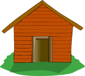 Cabin clipart Download Large Clipart Large Cabin