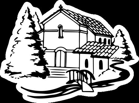 Cabin clipart spiritual retreat Org  mercycenter