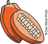 Bean clipart cocoa bean Cacao 193x179 Tradition Illustration Cocoa