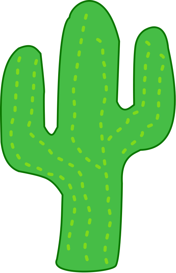 Western clipart cactus Clipart Panda Clipart Free Clipart