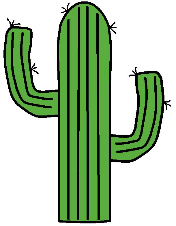 Wild West clipart cactus Clipartix Cactus art the clipart