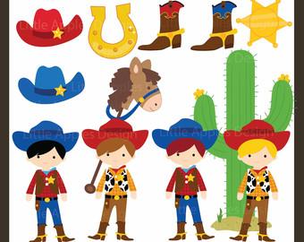 Cowboy clipart cowboy kid / Clip Cowboy Graphics Cowboy