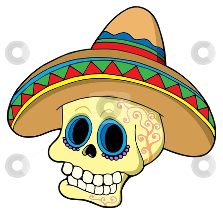 Tequila clipart mexican guitar Mexican Mexican With Guy Traditional