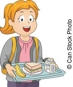 Cafeteria clipart tuckshop Clipart Cafeteria Canteen 128 Illustration
