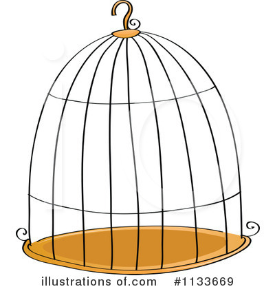Parrot clipart cage Illustration Cage cage Clipart Bird