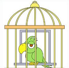 Cage clipart Clipart Cage Bird Free Bird
