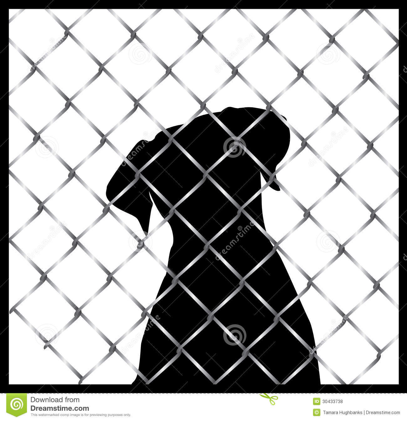 Cage clipart fence Clipart Or Fence fence over