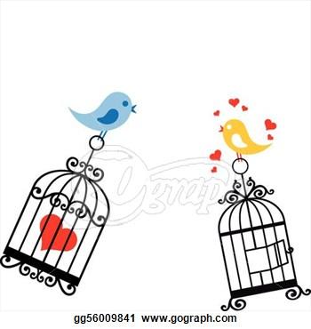 Cage clipart love bird Love Panda Clipart Cute Clipart