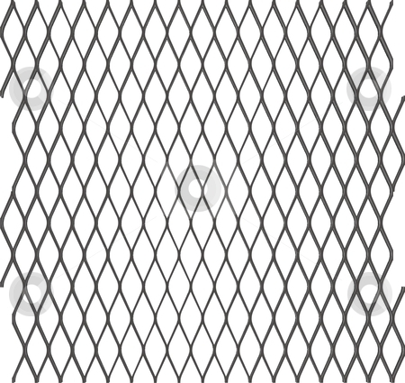 Cage clipart metal Stock Metal vector Expanded Expanded