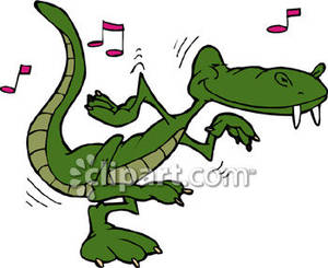 Caiman clipart wild animal Royalty Crocodile Crocodile Cartoon Picture
