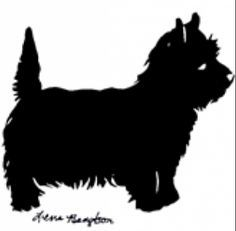 Cairn Terrier clipart Cairn terrier on about Pinterest