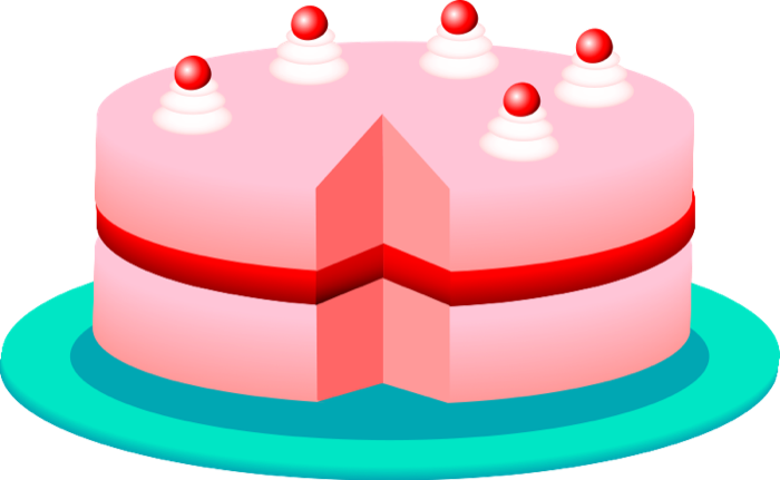 Cake clipart Pie Cake Clipart and &