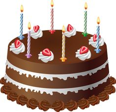 Cake clipart Cute Gallery SMS Wishes Clipart