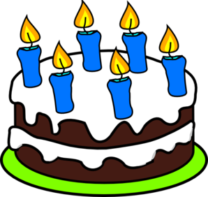 Candle clipart cake candle 6 Clip Cake Art com