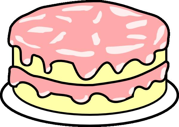 Icing clipart Clipart Clip art cake Clipartix