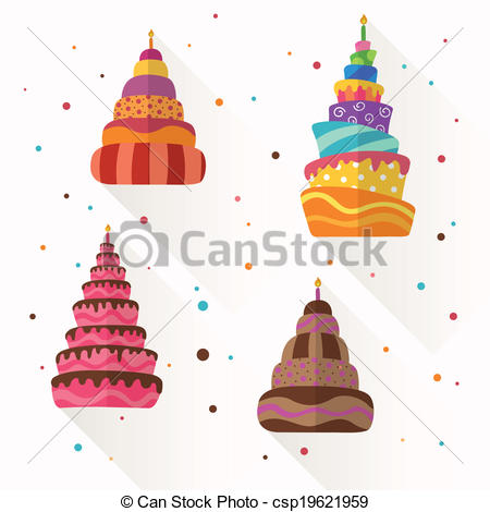 Cake clipart eye Clipart Vector Vector Cakes Birthday