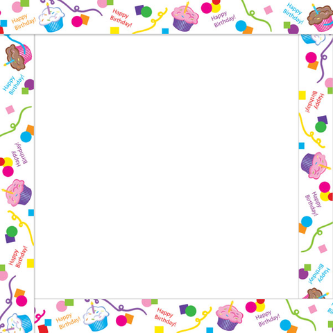 Balloon clipart page border Clip Free Art Free Borders