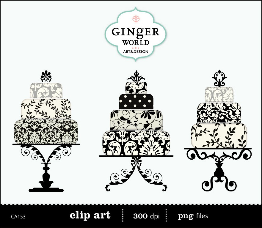 Wedding Cake clipart vintage cake The that is fact that