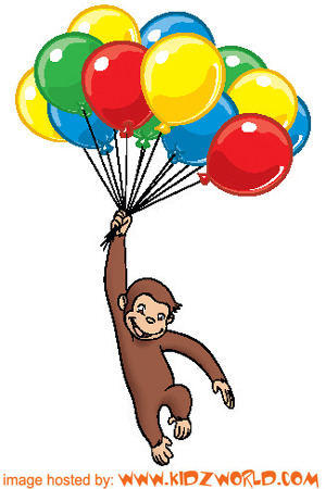 Cake clipart curious george Inages george for Google collection