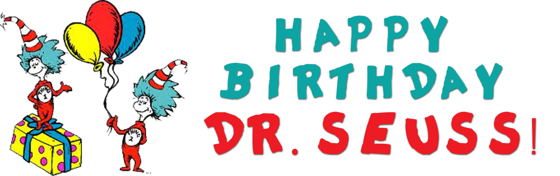 Cake clipart dr seuss Birthday to Dr Come crafts