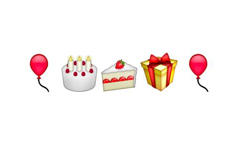 Cake clipart emoji