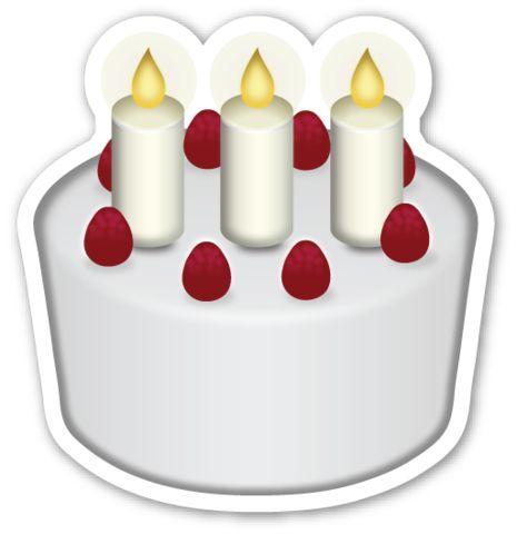 Cake clipart emoji Emoticons Best Cake images Birthday