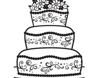 Cake clipart fancy cake Cake Cake Clipart Clipart Fancy