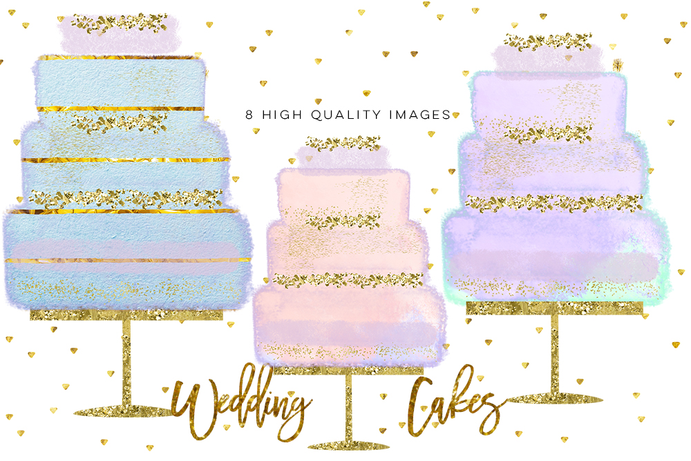 Drawn cake cherry Cake Wedding art art party