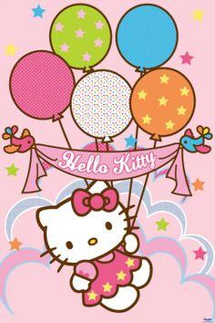 Hello! clipart birthday Birthday Kitty Happy Hello Kitty