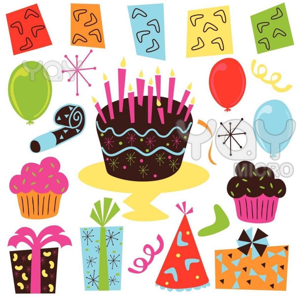 Cake clipart january #10
