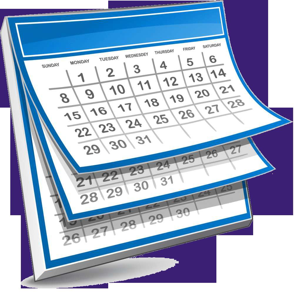 Calendar clipart Clipart 3 Free Calendar clipart