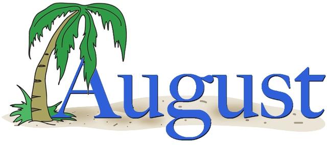 Calendar clipart aug Calendar Free Download Clipart Clipart