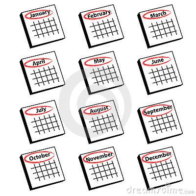 Calendar clipart calendar month  Calendar Next Clipart Month