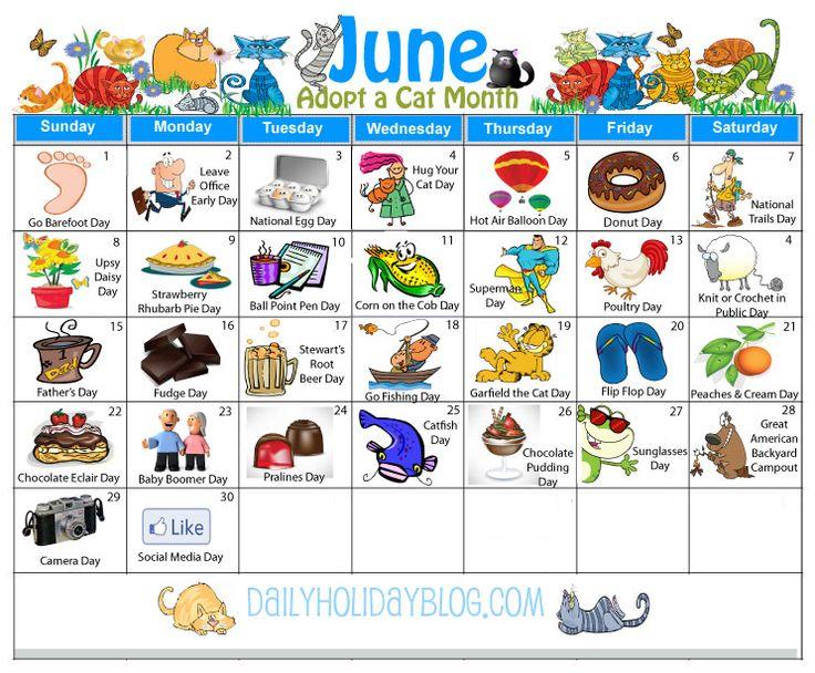 Holydays clipart calendar #5