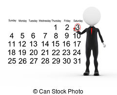 Calendar clipart scheduling Downloads Free Illustrations with Can