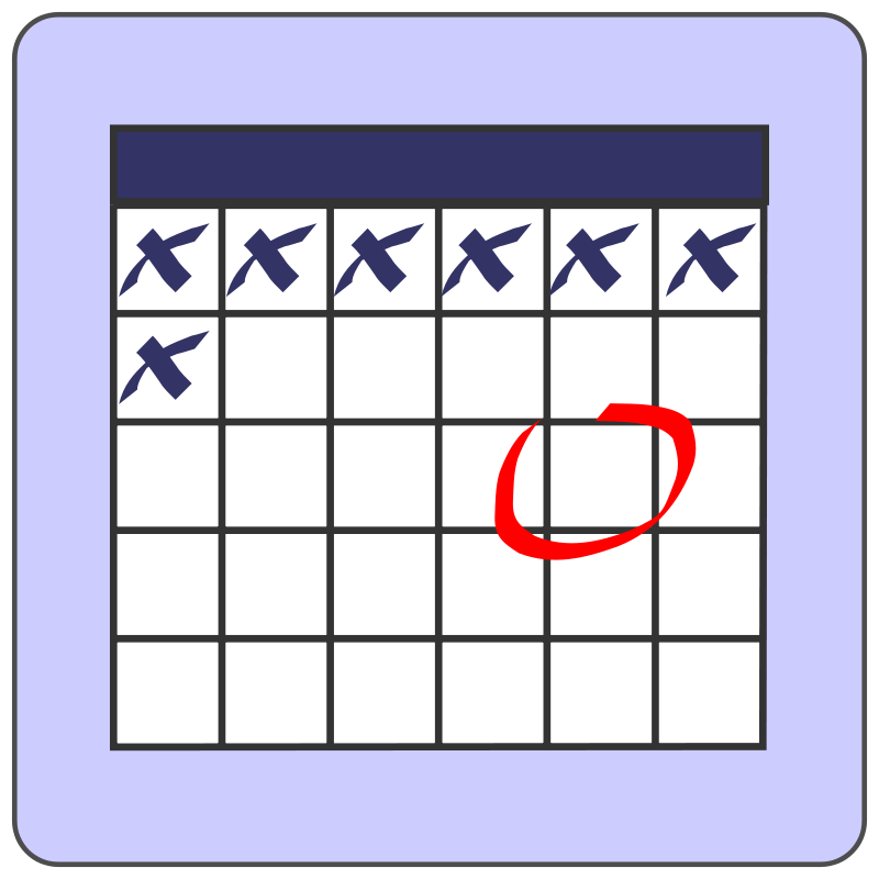 Calendar clipart scheduling Clipart Panda Free Images Scheduling