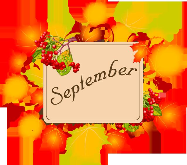Calendar clipart september Calendar Free  Calendar Clipart