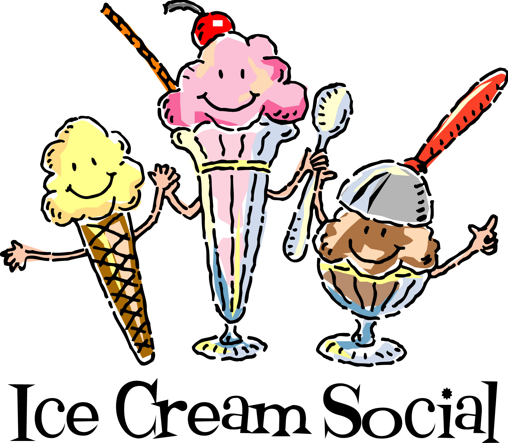 Drawn ice cream ALI Event Cream Calendar Social