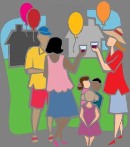 Calendar clipart social event Community Events Del Pueblos Sol