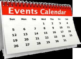 Calendar clipart social event Community and 'Books Calendar' Social