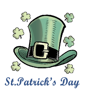 Calendar clipart st patricks day Day: History Day Patrick's is