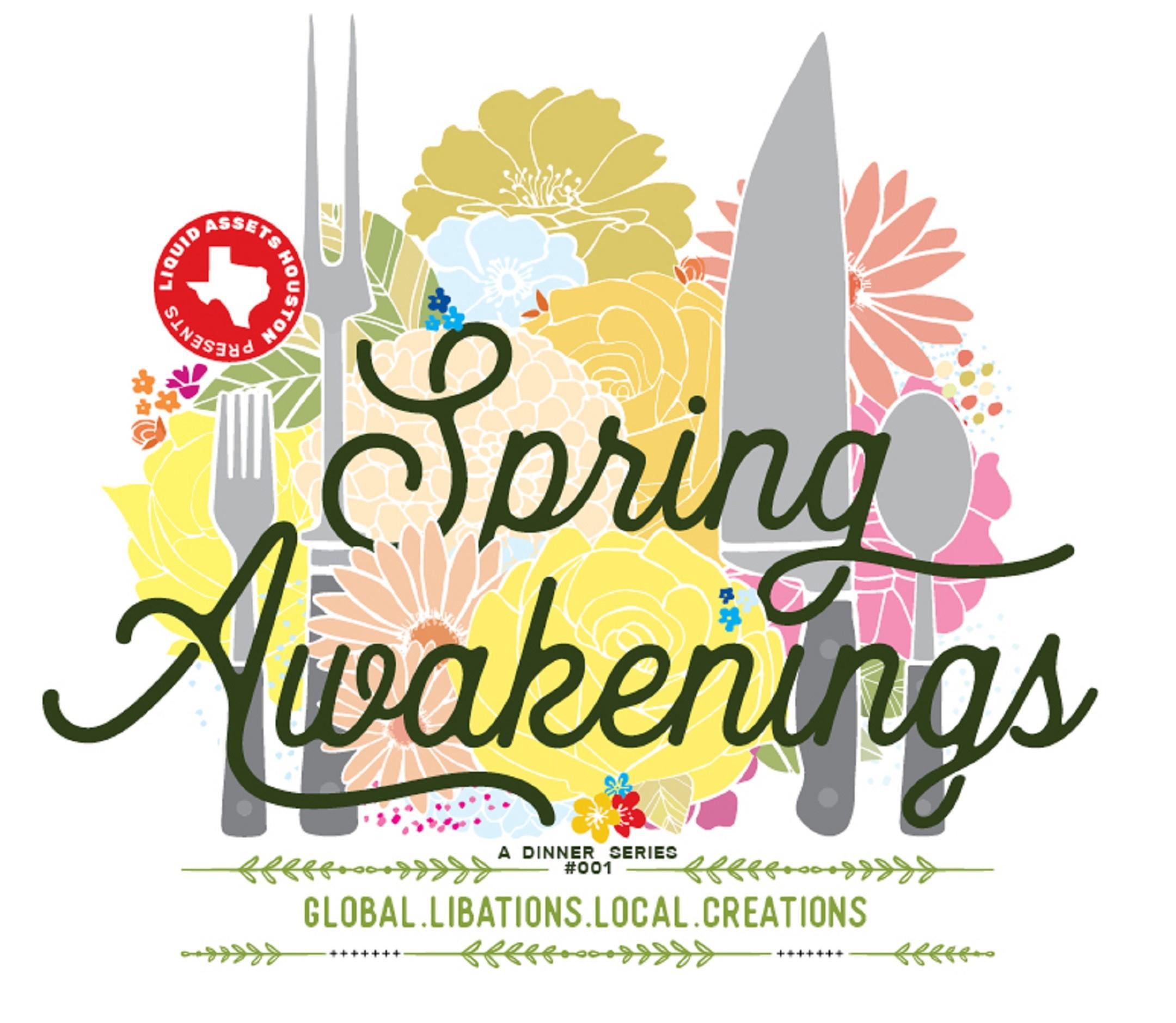 Calendar clipart team dinner Spring Washington Spring Awakenings Food