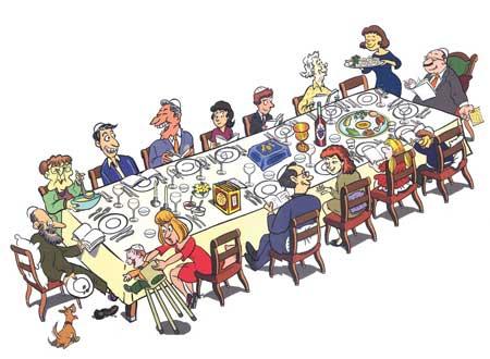 Calendar clipart team dinner Seder  Beth Messiah Milwaukee