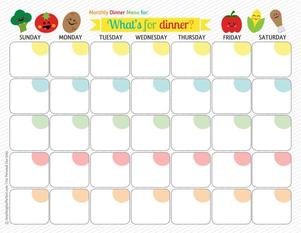 Calendar clipart team dinner Planner  Best 25+ on